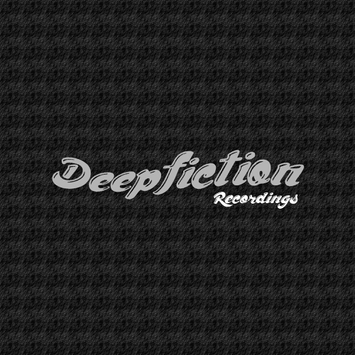 deepfiction logo on texture 500x500